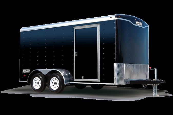 2017 Haulmark TST7X16WT3 Enclosed Cargo Trailer