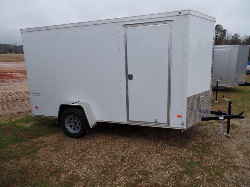 2016 Haulmark 6 X 12 THRIFTY HAULER Enclosed Cargo Trailer