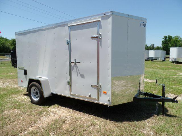 2015 Haulmark Passport 6x12 Cargo / Enclosed Trailer