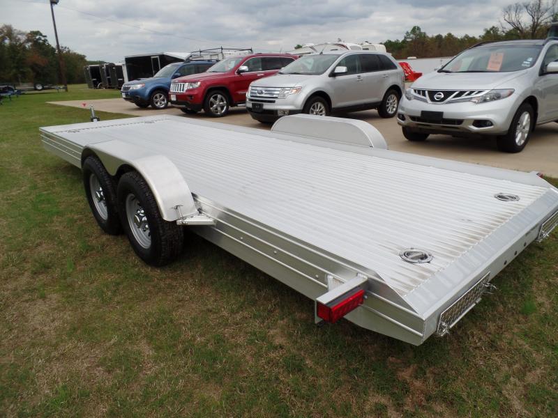 2016 Haulmark Aluminum 6x20 open Car / Racing Trailer