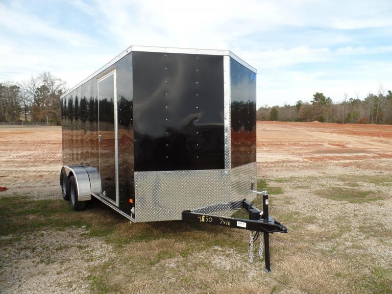 2016 Haulmark THRIFTY HAULER Enclosed Cargo Trailer