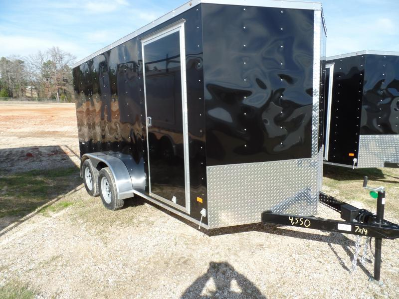 2016 Haulmark THRIFT HAULER Enclosed Cargo Trailer