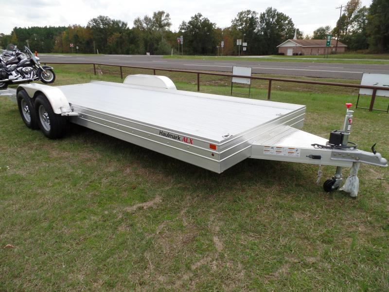 2016 Haulmark Aluminum 6x20 open Car / Racing Trailer