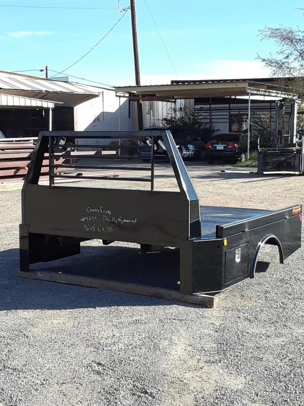 2018 Maxwell CROSSFIRE SKIRTED Truck Bed