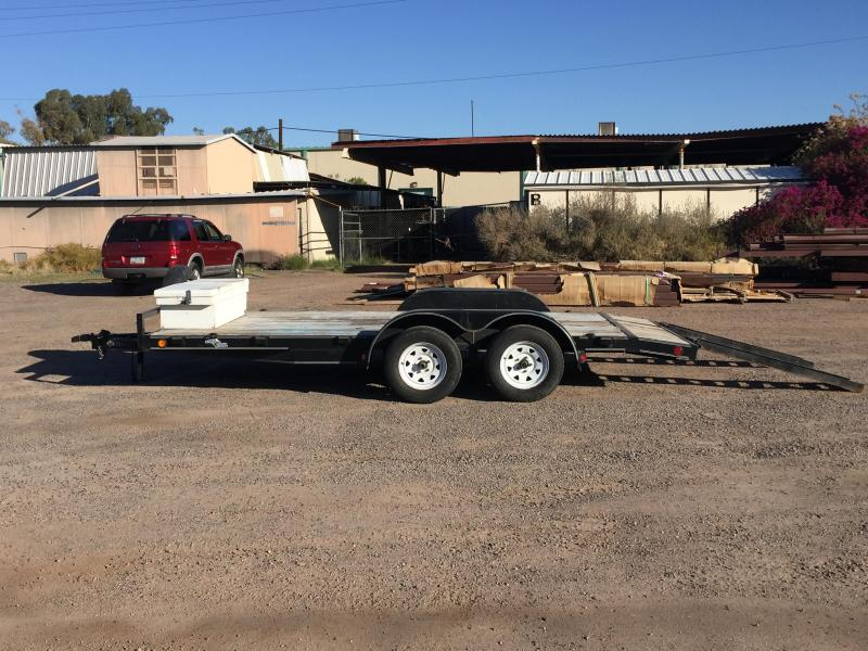 2009 Load Trail CAR HAULER Car / Racing Trailer