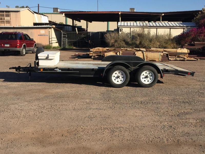 2009 Load Trail CAR HAULER Car / Racing Trailer