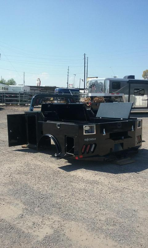 """2017 NORSTAR SD 92-97""""X8'6""""X56""""CA X 38"""" - 42"""" ADJUSTABLE RUNNERS FORD OR GM"""