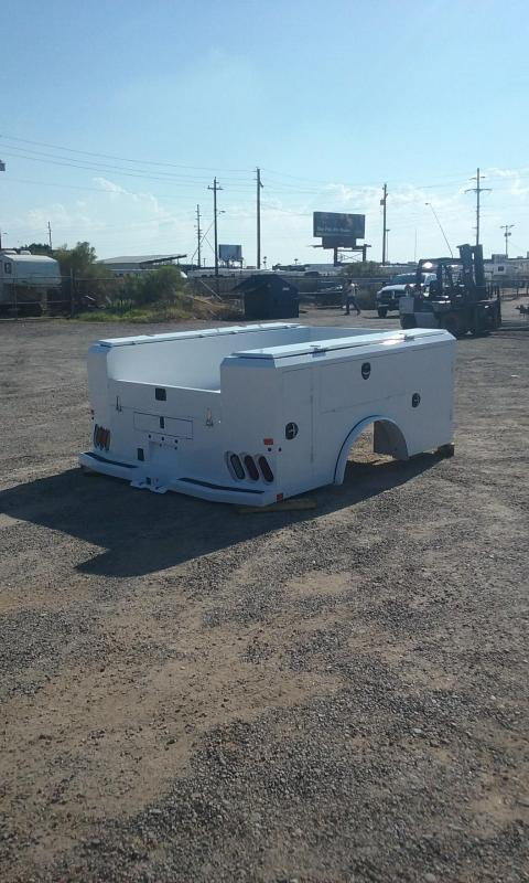 """2017 NORSTAR SC 84""""X8'6""""X56""""CA X 38"""" - 42"""" ADJUSTABLE RUNNERS FORD OR GM"""
