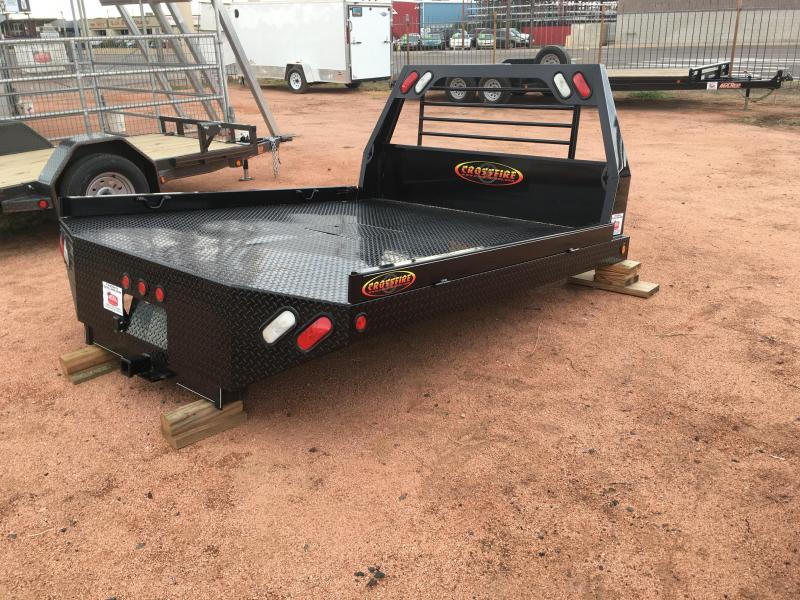 """2017 Maxwell """"IRONSTAR"""" CROSSFIRE 82Wx86""""Lx38"""" RUNNERS Truck Bed"""