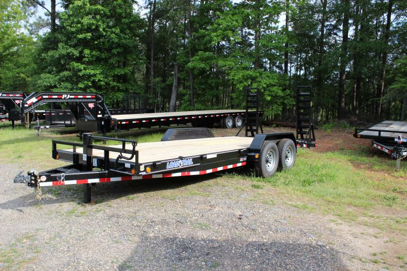 2017 Load Trail Load Trail 7 ton Equipment Trailer Car / Racing Trailer