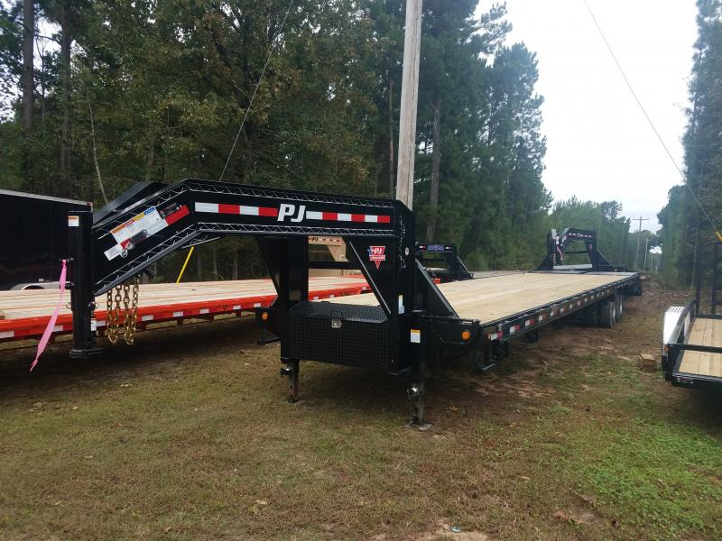 2018 PJ Trailers FD40 Flatbed Trailer | Trailers For Less ... Piaute Utility Trailer Wiring Diagram Electrical on