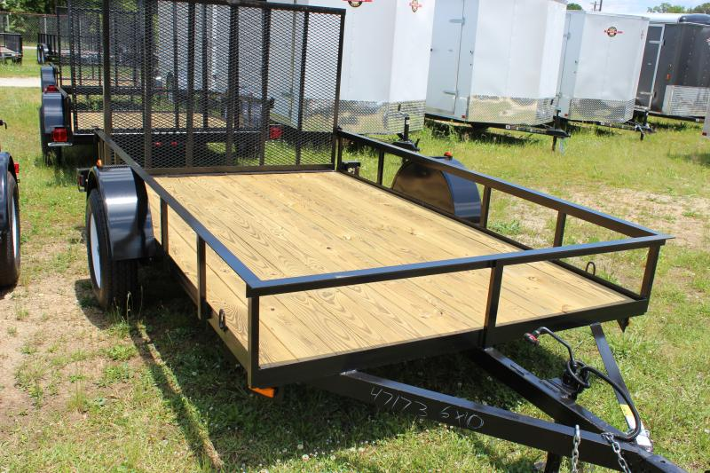 2016 Other Horton 6x10 Landscaping Trailer Utility Trailer