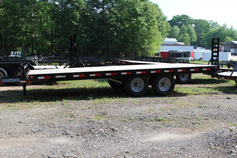 2017 Load Trail Load Trail 20ft Equipment Trailer Car / Racing Trailer