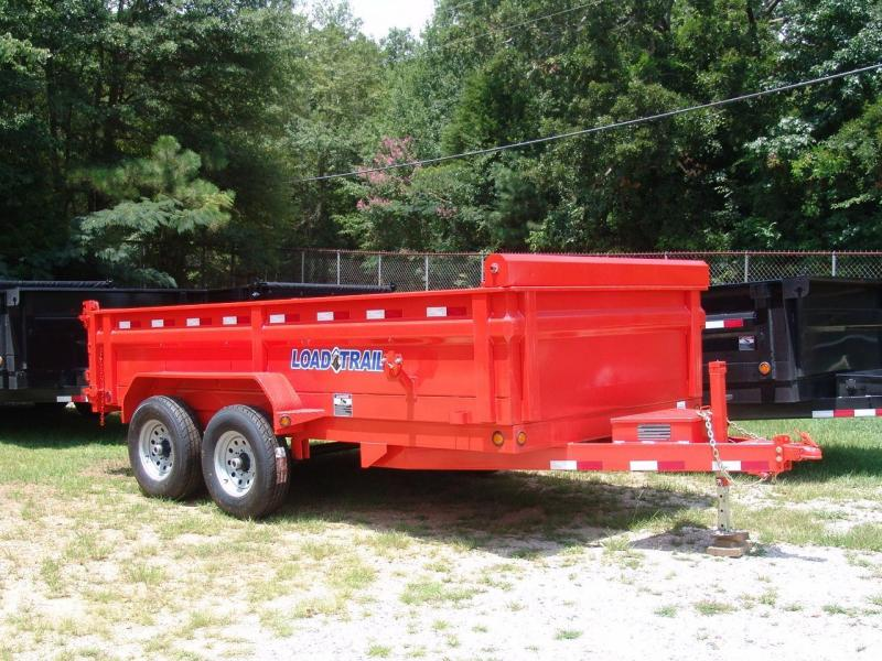 2017 Load Trail dumps Dump Trailer