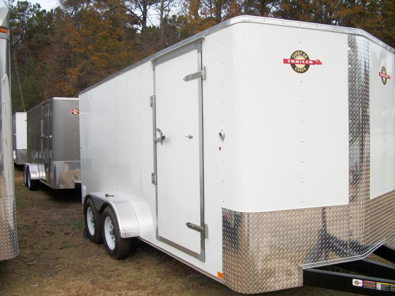 2016 Carry-On Carry-On Cargo / Enclosed Trailer