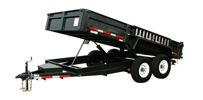 CARRY-ON 6X12 DUMP Trailer 10K-HDX