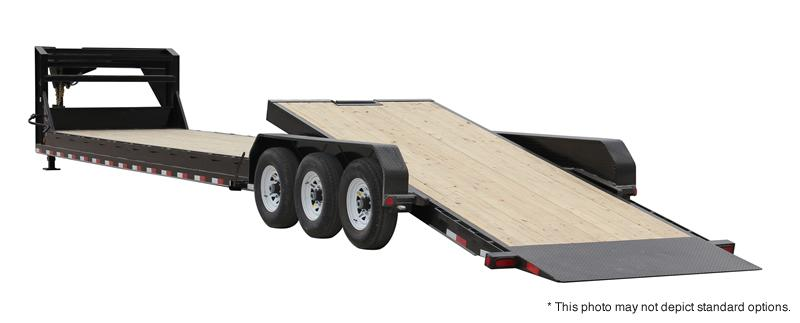 "2017 PJ Trailers 28' x 8"" Channel  Tilt Trailer"