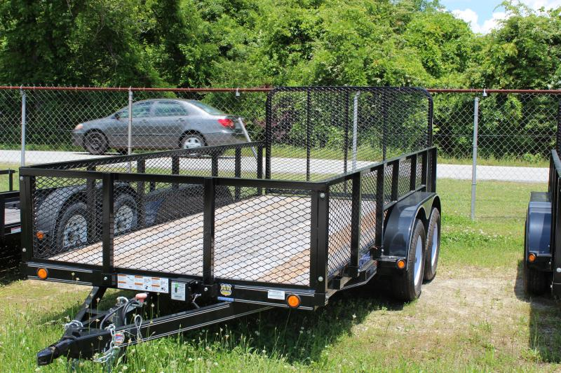 Wood Flatbed Trailer ~ Open trailers for less in ga cargo