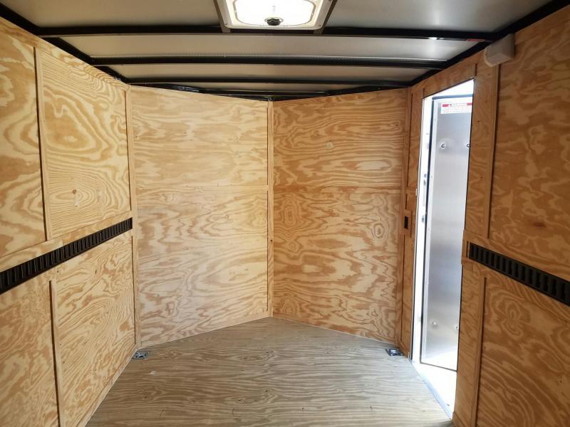 2016 Horton Trailers Hy7X14 Enclosed Cargo Trailer