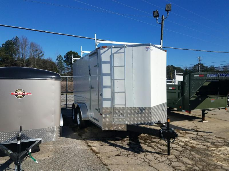 2016 Horton Trailers Hy7X14 Enclosed Cargo Trailer