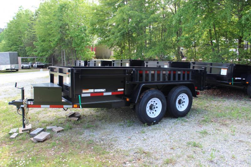 CARRY-ON 6X12 DUMP LP12K trailer