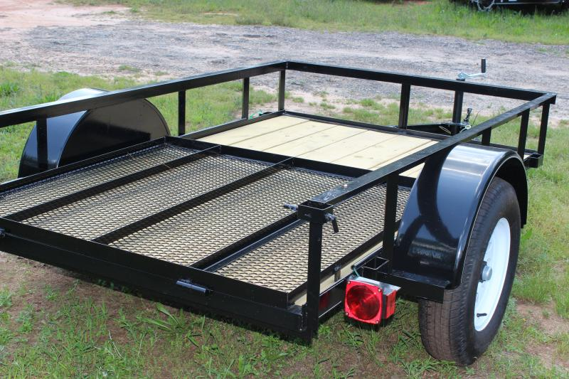 2015 Carry-On Carry-On 5x8 Landscaping Trailer  Utility Trailer