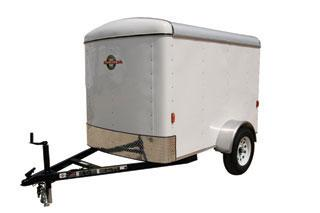 CARRY-ON 5X8 CGEC enclosed cargo trailer