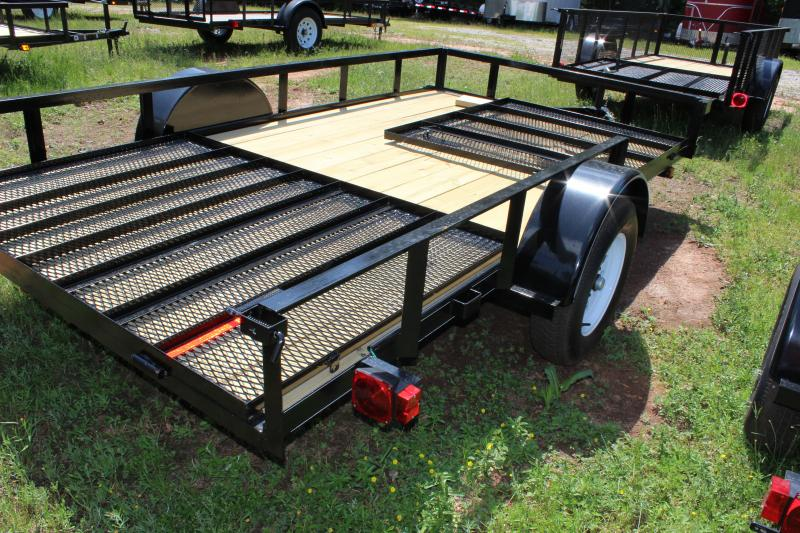 2015 Carry-On Carry-On 5x12 Landscaping Trailer Utility Trailer