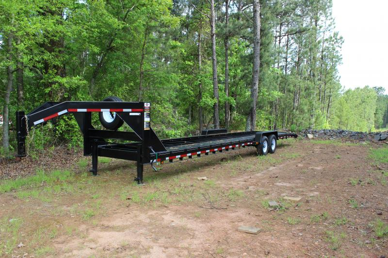 CARRY-ON 7X36 LOWBOY VIN#4YMGN3625DG020118 LOW BOY