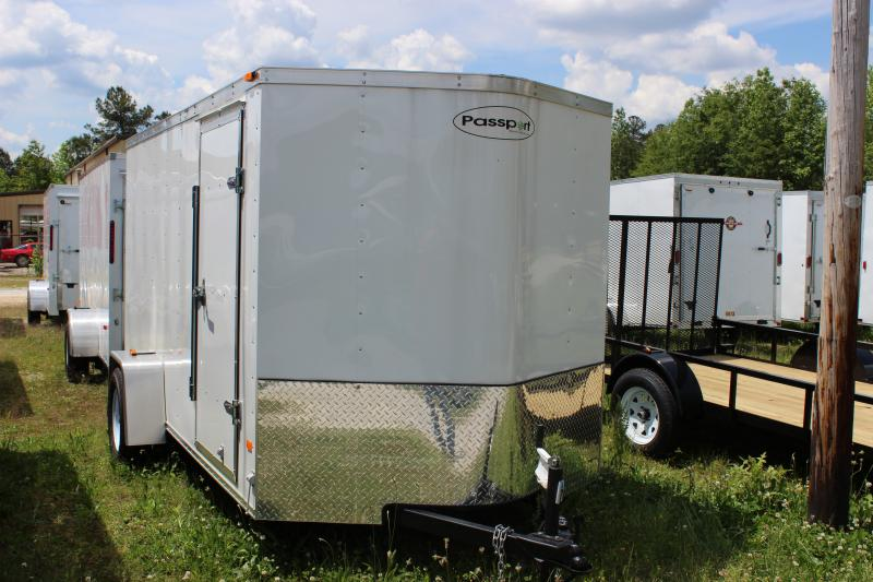 HAULMARK PPT 6X12 DS2 enclosed cargo trailer for sale