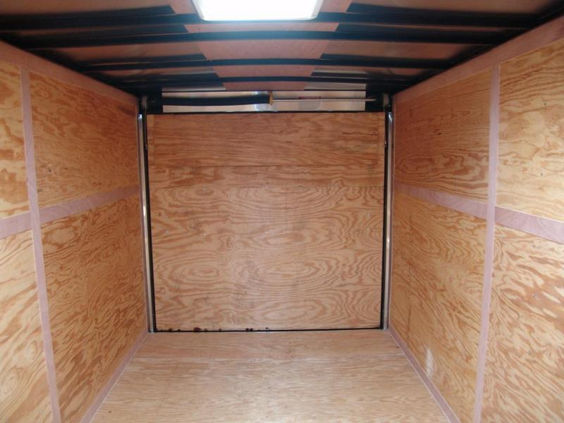Look Trailers 7X14 element Enclosed Cargo Trailer