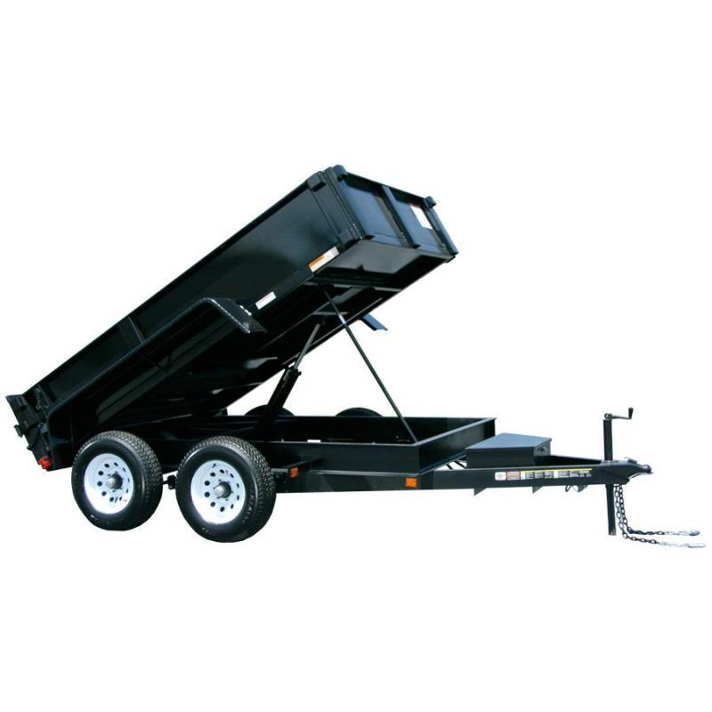 CARRY-ON 6X10 DUMP LP10K trailer
