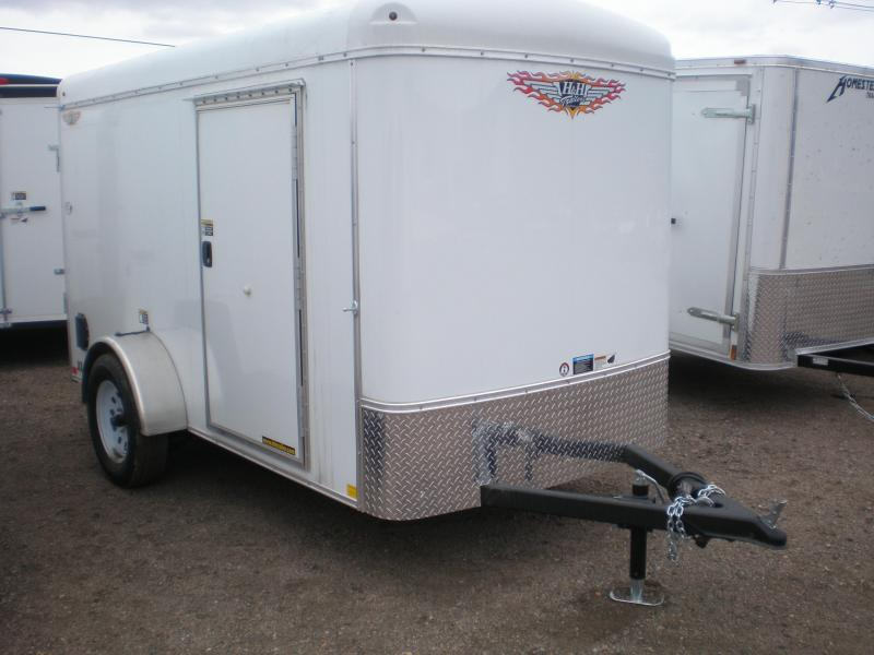 all inventory we are the trailer pros 2017 h h 5x10 enclosed cargo trailer