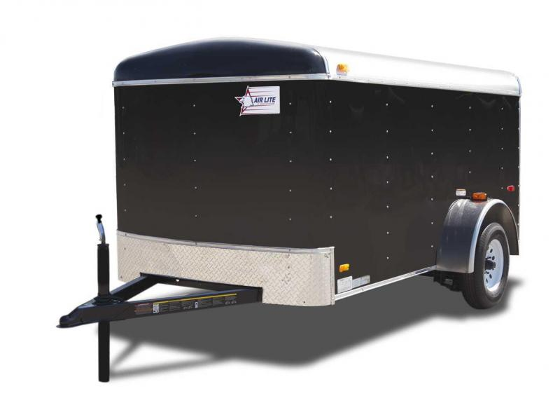 2017 American Hauler Industries ALC58SA Enclosed Cargo Trailer