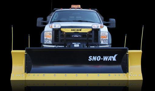 2017 Sno-Way HD SERIES Snow Plow
