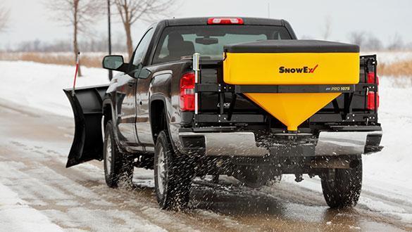 2017 Snow Ex SP 1075 Salt Spreader