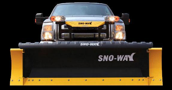 2017 Sno-Way 29R SERIES Snow Plow