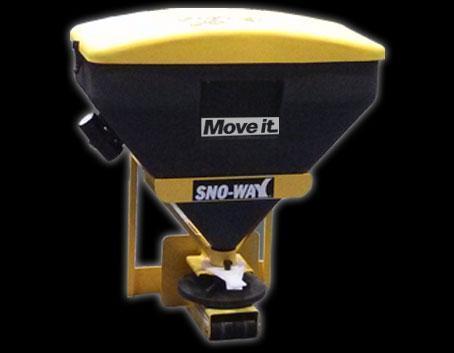 2017 Sno-Way SNO-WAY 6 Salt Spreader