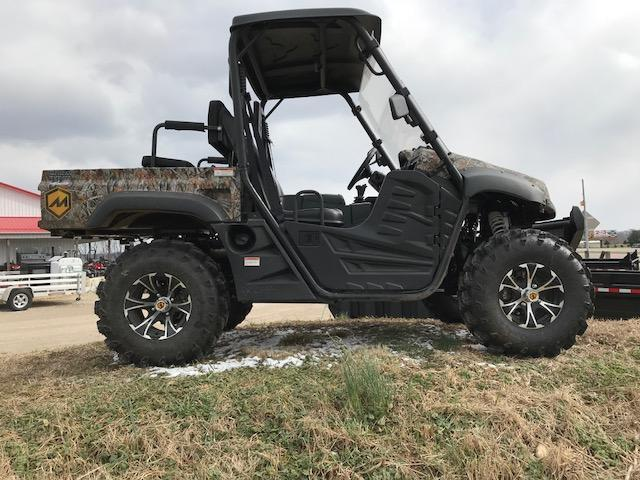 2017 Massimo MSU500 Utility Side-by-Side (UTV)