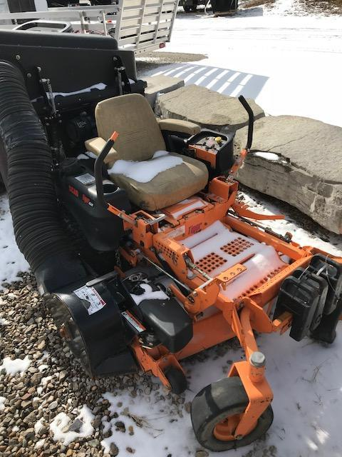 """Scag Power Equipment Tiger Cub 48"""" with Bagger"""