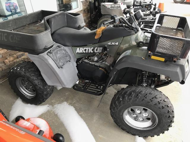 2018 Arctic Cat 500 ATV