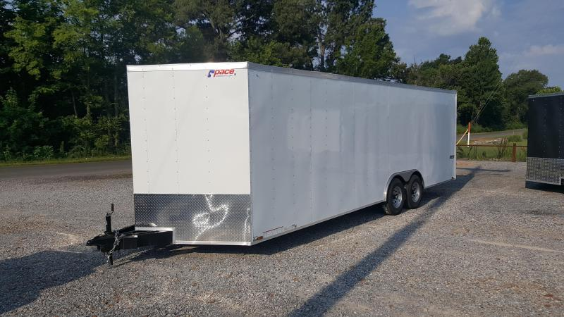 2018 Pace 8.5'X24' Enclosed Trailer