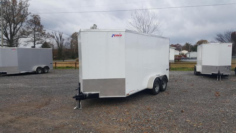 2018 Pace 7'X14' Enclosed Trailer