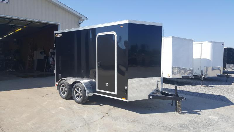 2017 Legend 7'X13' Enclosed Trailer