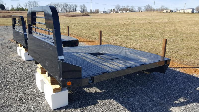 "2017 Norstar SF 8'6X97"" Truck Bed"