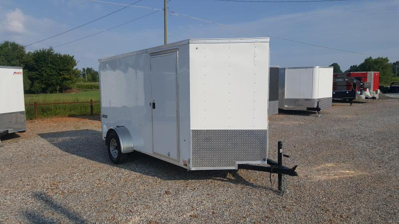 2018 Pace 6'X12' Enclosed Trailer
