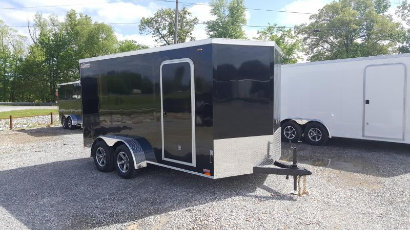 2017 Legend 7'X15' Enclosed Trailer