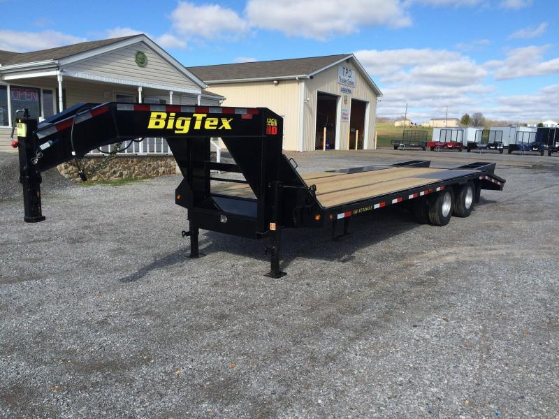 2016 Big Tex 22GN 20+5 Gooseneck Trailer