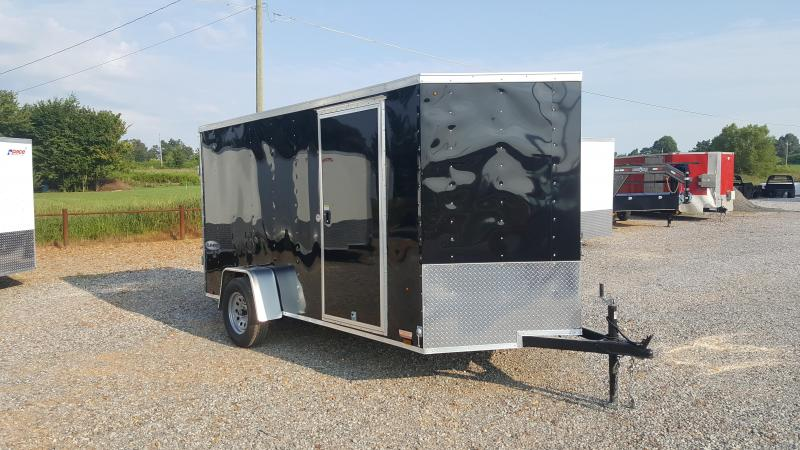 2018 Look 6'X12' Enclosed Trailer