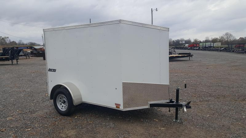 2018 Pace 5'X8' Enclosed Trailer